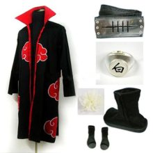 Perfect Naruto's Konan full Cosplay / Costume