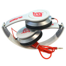 Spectacular Naruto's Leaf Village Emblem Headphones