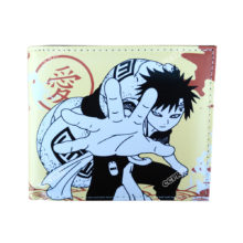 Colorful PU Naruto's Gaara Wallet