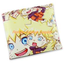 Cool little Naruto PU Wallet / Purse
