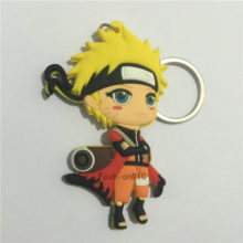 Cute Naruto's keychains