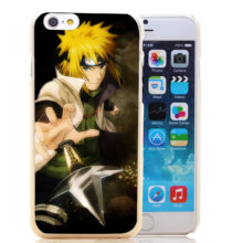Extraordinary Naruto's Hard Cover Case for iPhone 4, 4s, 5, 5s, 5c, 6, 6s, 6s Plus