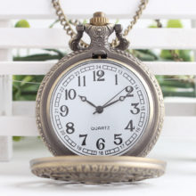 Extraordinary Naruto's pocket watch with chain