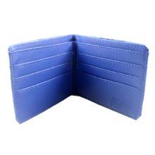 Fantastic Blue Naruto Shippuden Wallet
