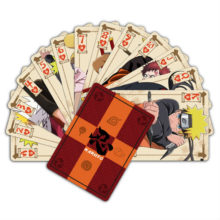 Great Naruto / The Akatsuki Organization Poker Cards