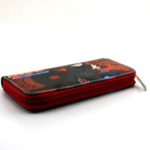 Great NARUTO's long style PU wallets w/zipper