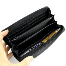 Great NARUTO's long style PU wallets w/zipper