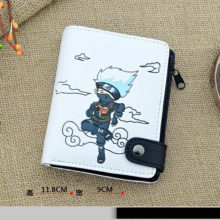 Great quality Naruto multicolor wallet