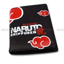 High Quality Naruto Shippuden's Akatsuki wallet