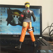Highly Collectible, stunning 6″/15CM Hinata Hyūga & Naruto PVC Action Figures