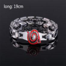 Hot, fashionable Naruto's Alloy Bracelets / Bangles