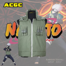 Incredible Kakashi Hatake's Cosplay Costume