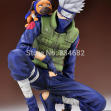 Incredible NARUTO's Hatake Kakashi 15cm/6″ PVC Action Figure