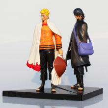 Marvelous 17cm Naruto's Action Figure set (2 pieces)