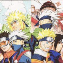 Marvelous Naruto Shippuden Home Decor Poster