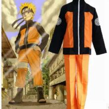 Mighty Naruto Uzumaki Halloween costume / cosplay