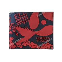 Naruto Shippuden's Uchiha Itachi Waterproof Red Cloud Wallet