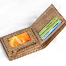 NARUTO's Bijuu Kurama short PU wallet