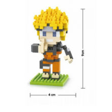 Original Naruto's ABS Mini Action Figures / Toys