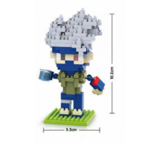 Original Naruto's ABS Mini Action Figures / Toys
