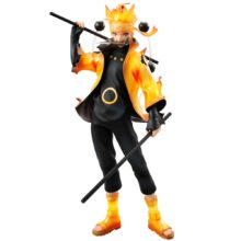 Spectacular NARUTO Shippuden, Kyuubi Mode 18CM/ 7 Inch Action Figure