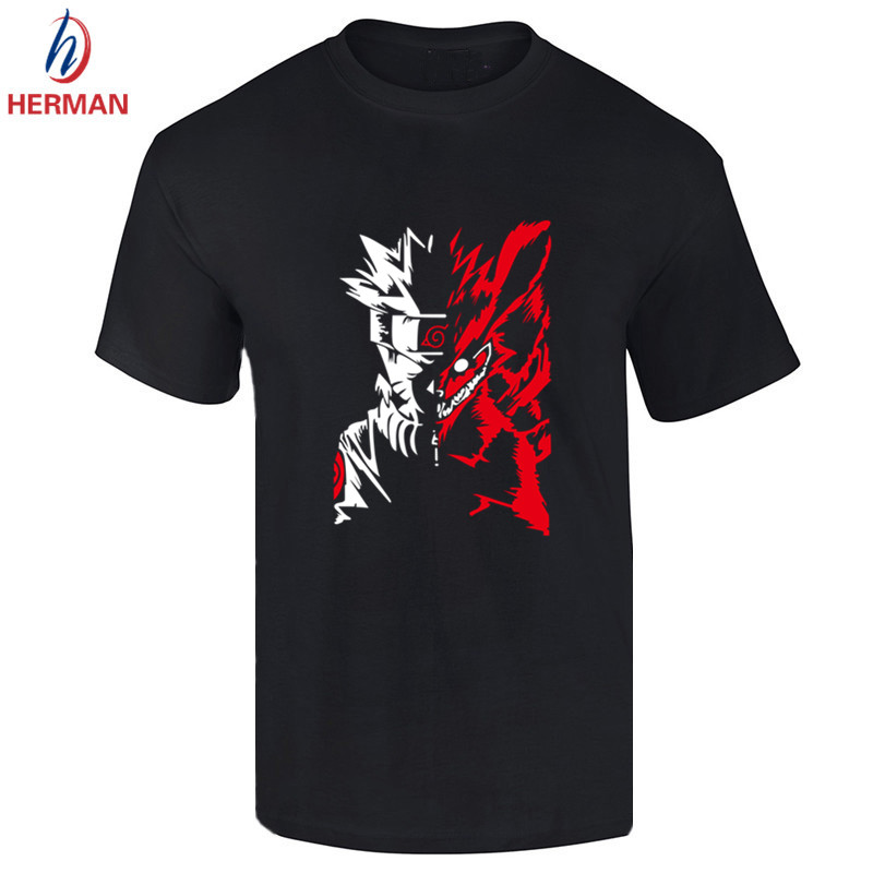 71 Best Naruto Merchandise Images On Pinterest: Stunning Naruto's Akatsuki Logo Pattern T-Shirt