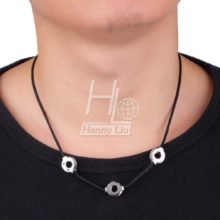 Superb Naruto's Itachi Uchiha Necklace / Pendant