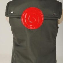 Wonderful Naruto's Kakashi Hatake Cosplay Costume / Vest