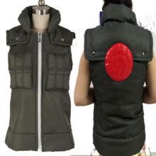 Wonderful Naruto's Kakashi Hatake Cosplay Costume / Vest