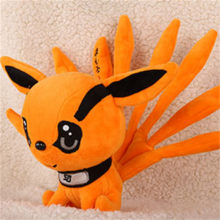 Naruto's Kurama/Nine-Tails Fox Demon 10″ Plush Toy