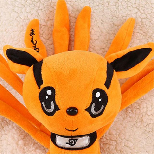 Naruto's Kurama/Nine-Tails Fox Demon 10″ Plush Toy
