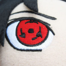 Naruto's Uchiha Sasuke 12″ Plush Toy