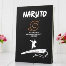 Astounding Naruto's Cosplay Notebook/Diary