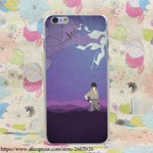 Sasuke & Naruto Covers / Cases for iPhone 7, 7 Plus, 6, 6S Plus, 5, 5S, SE, 5C, 4, 4S