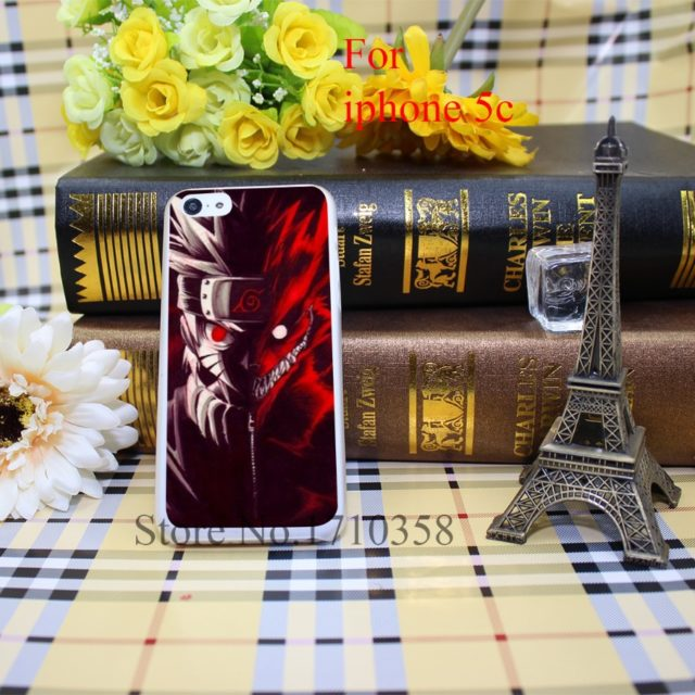 Naruto's cover/case for iPhone 7, 7 Plus, 6, 6s plus, 4, 4s, 5, 5s, 5, 5c