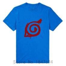 Fabulous Konoha's Leaf Swirl Village Symbol t-shirt
