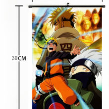 Spendid Naruto wall posters (11 designs!)