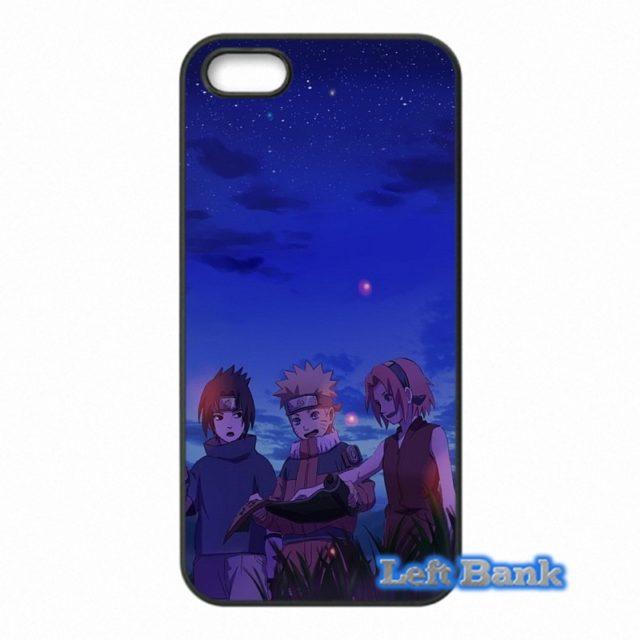 Sasuke & Naruto phone covers for LG G2, G3, G3 Mini, G3S, G4, G4 Stylus, G5, L70, L90, K10, G2 Mini, Nexus 4, 5, Google Nexus 6, Huawei Nexus 6P