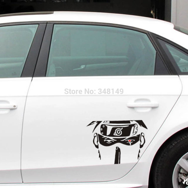Cool Kakashi decal sticker