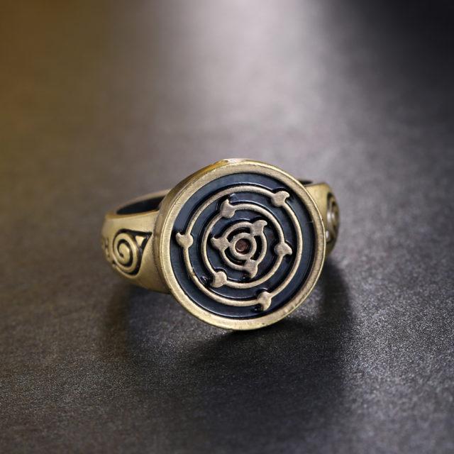 Powerful Naruto's Sharingan ring