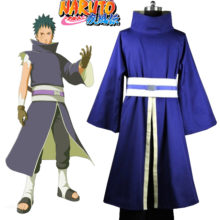Naruto Shippuden's Obito Uchiha cosplay costume (no mask)