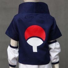 Amazing Sasuke Uchiha Cosplay / Costume with blue headband
