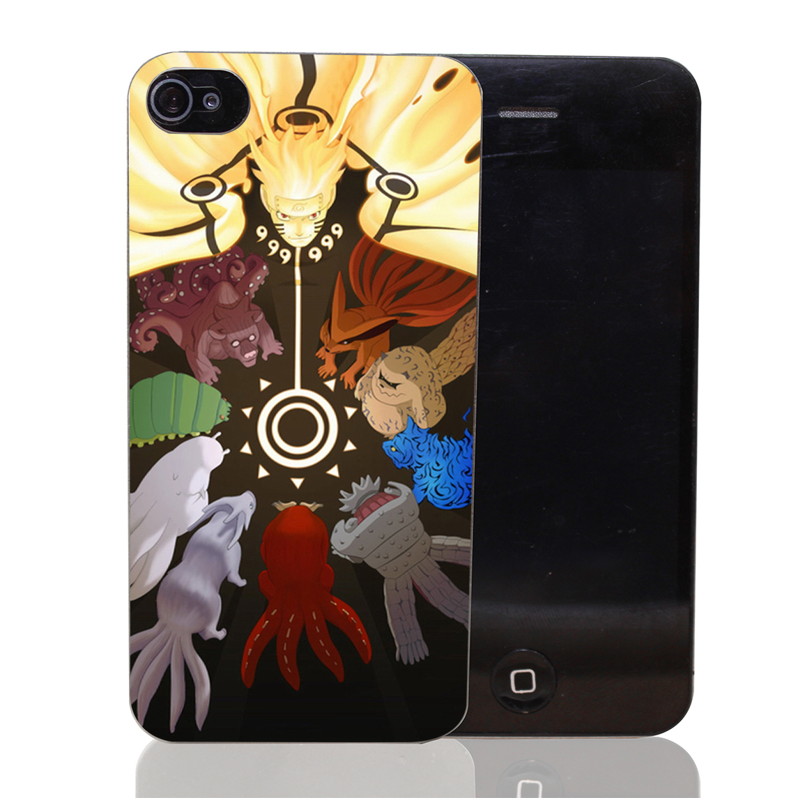Anti Knock Protect Cover Gaara Naruto for iPhone 6 6S 7 8