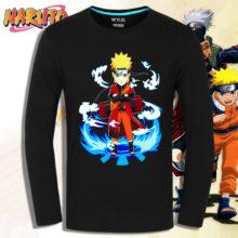 Astounding Hokage Naruto Uzumaki Longsleeve