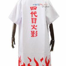 Brilliant Naruto's Fourth Hokage cosplay costume