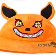 Killer Naruto's Kyuubi-plush beanie / cap