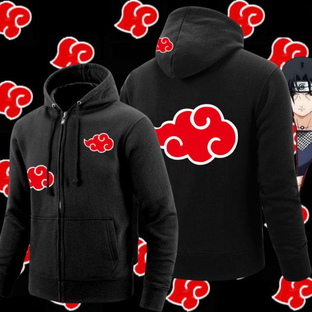 Superb Akatsuki Clan's Cloud Hoodie / Sweatshirt