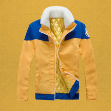 Naruto Uzumaki costume / cosplay jacket