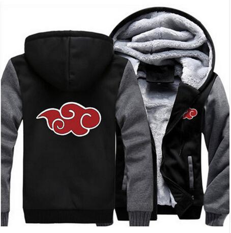 Supreme Sasuke Uchiha's jacket / hoodie