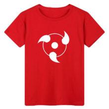 Awesome Naruto's sharingan cotton t-shirt (11 colors available)